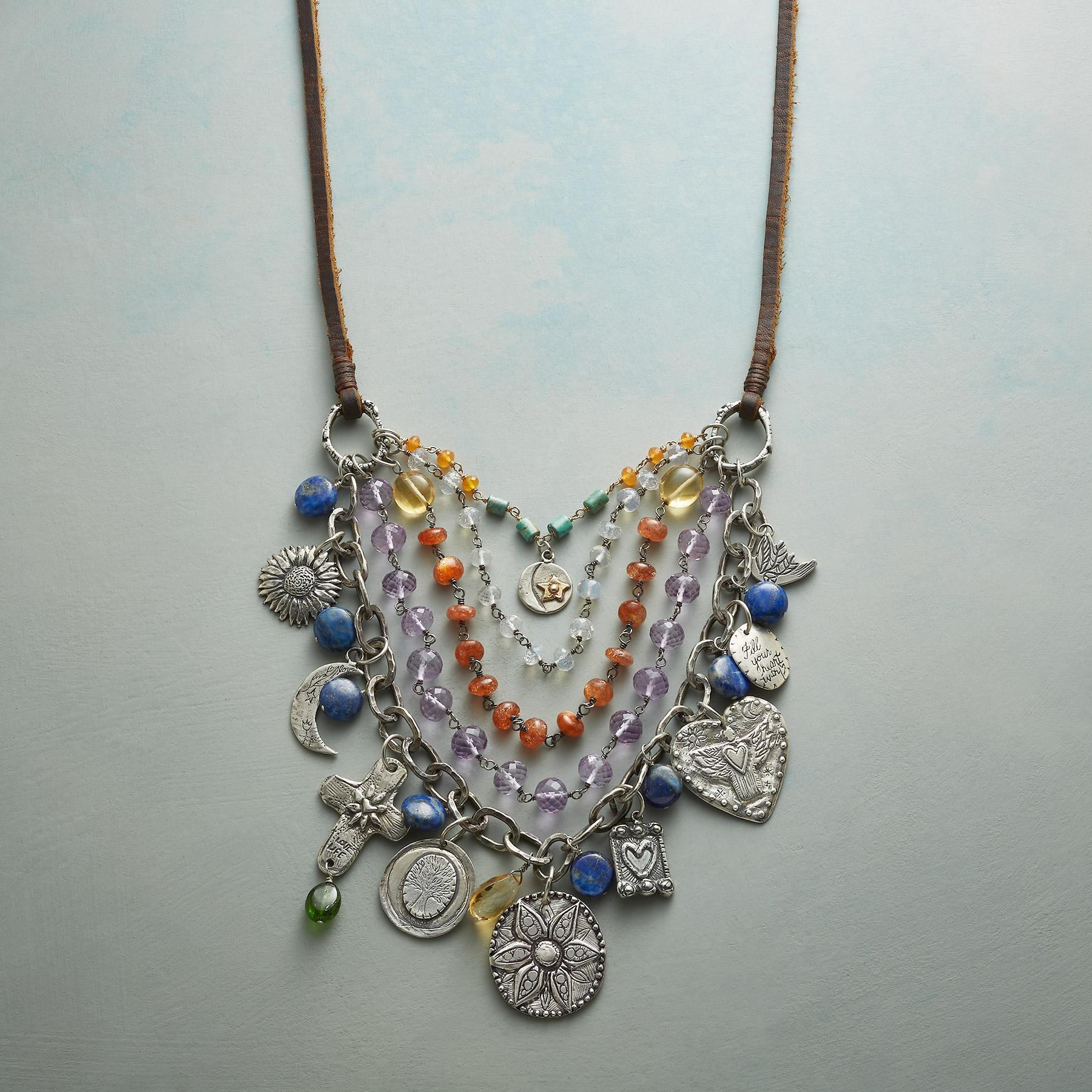 NEW DAY NECKLACE: View 1