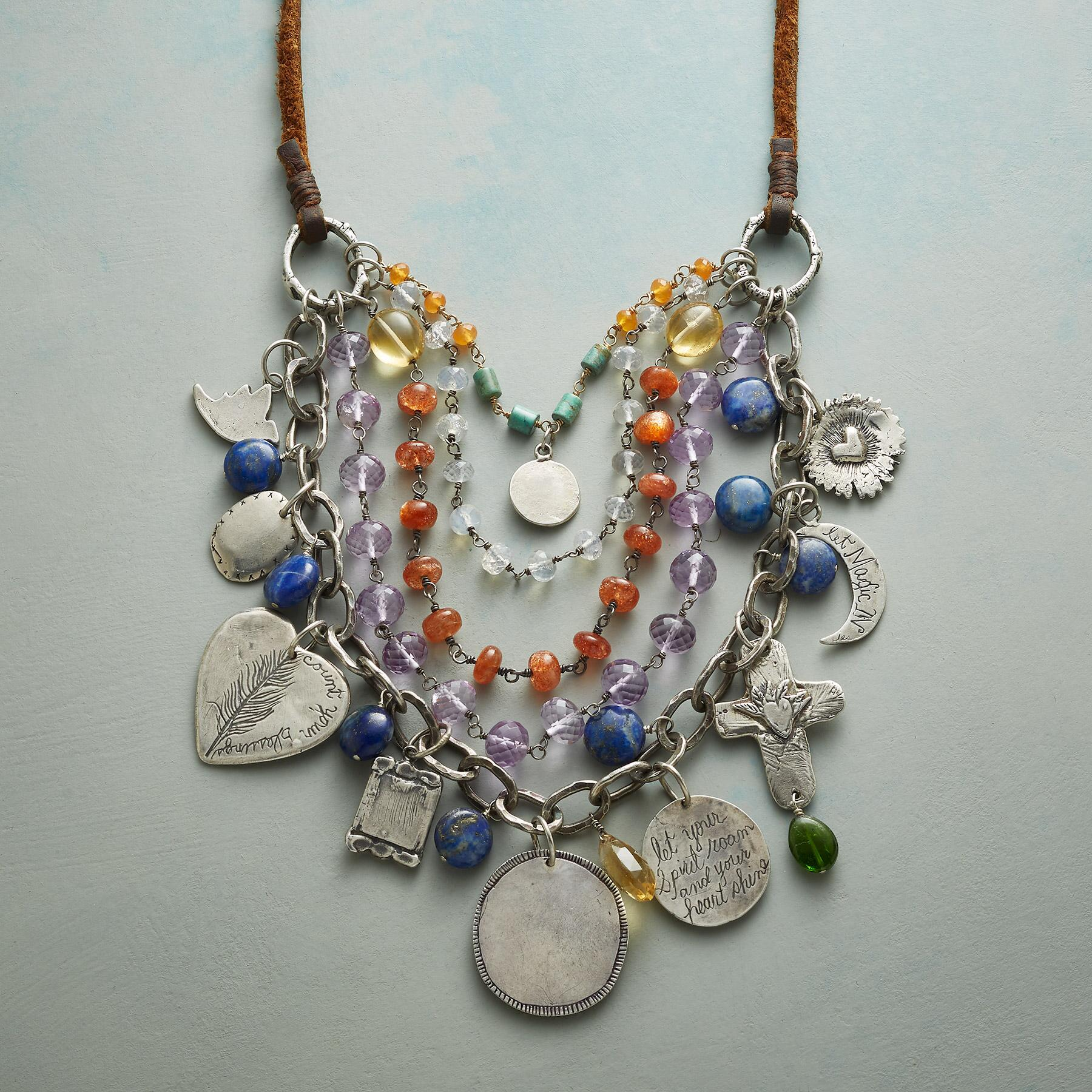 NEW DAY NECKLACE: View 3