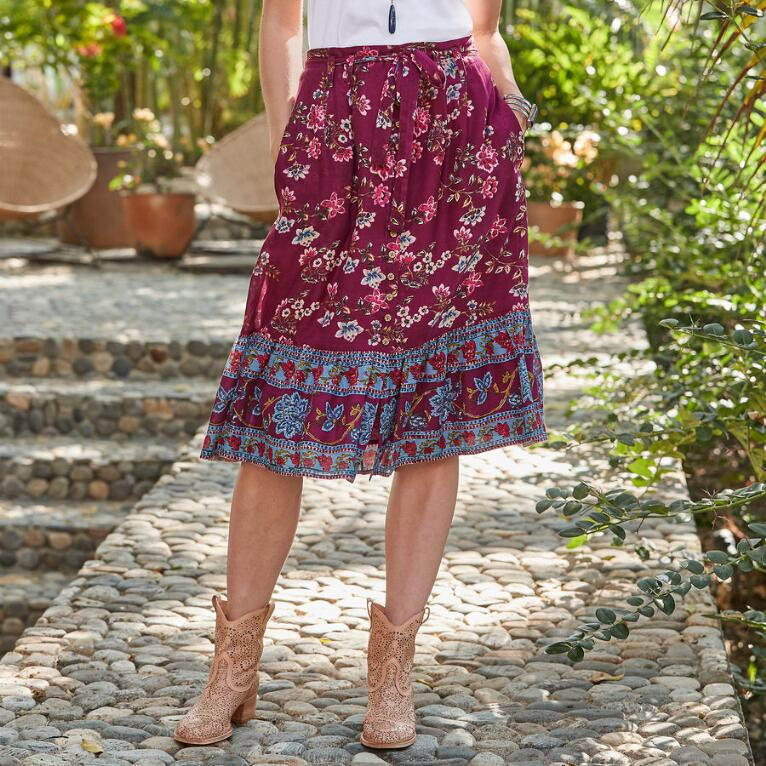 TAKE ME ALONG SKIRT PETITE