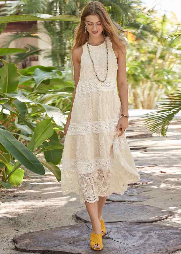 DREAMERS BELIEVE DRESS - PETITES