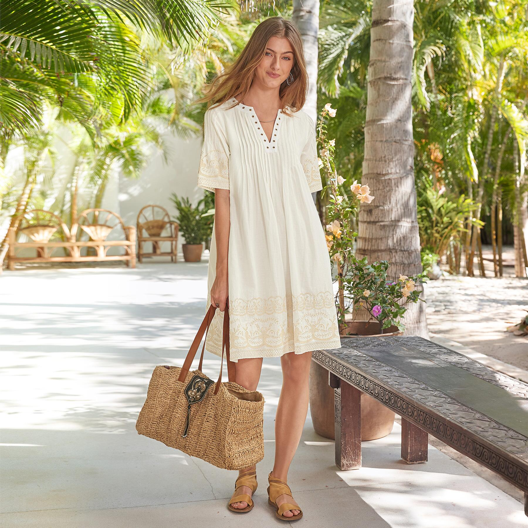 NICOLETTE SWEET DRESS: View 1