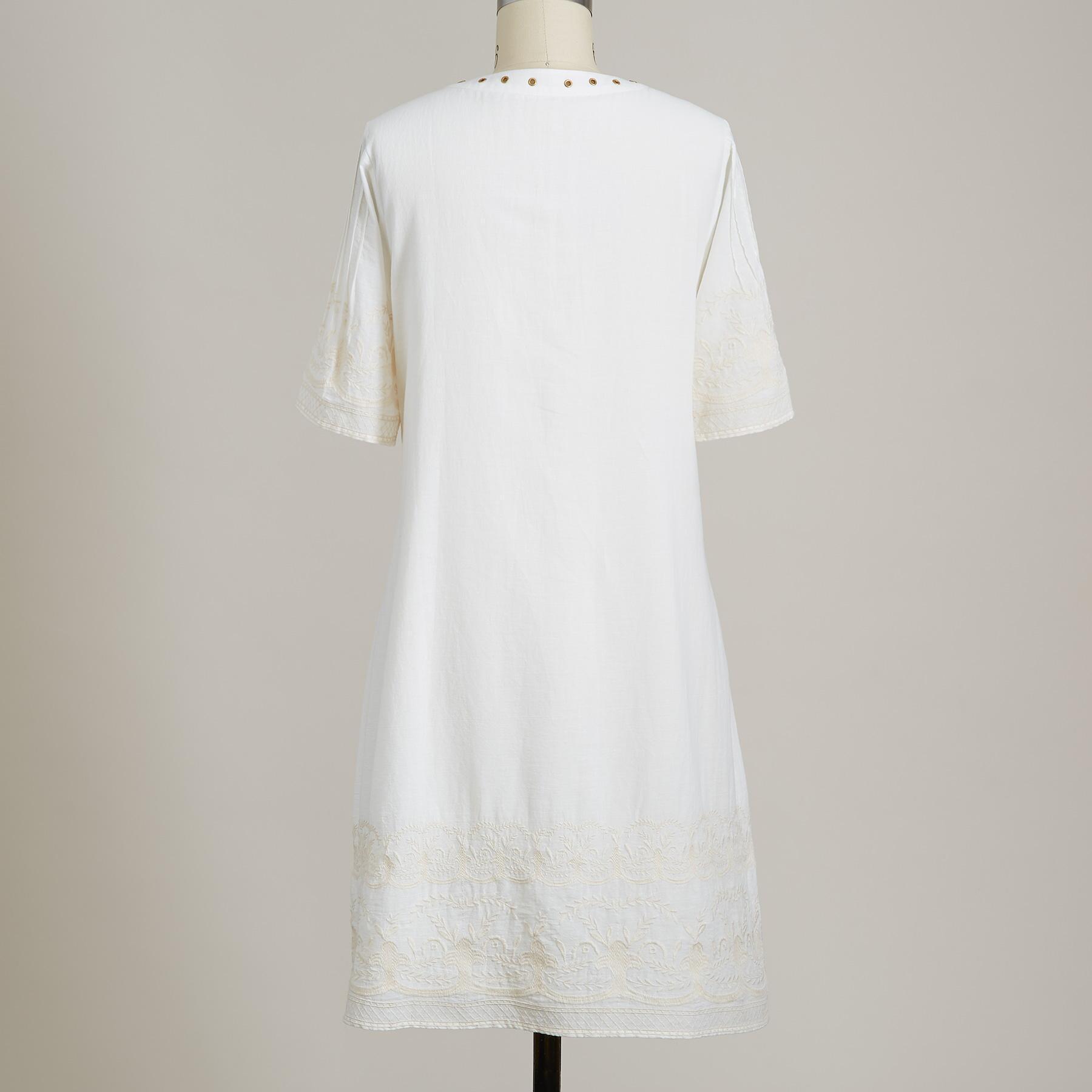 NICOLETTE SWEET DRESS: View 2