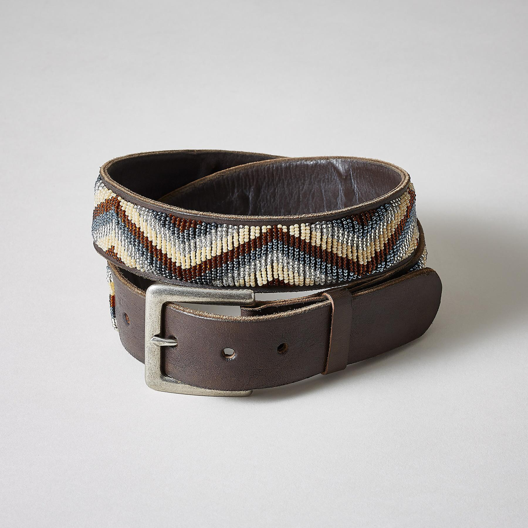 DESERT LINES BELT: View 1