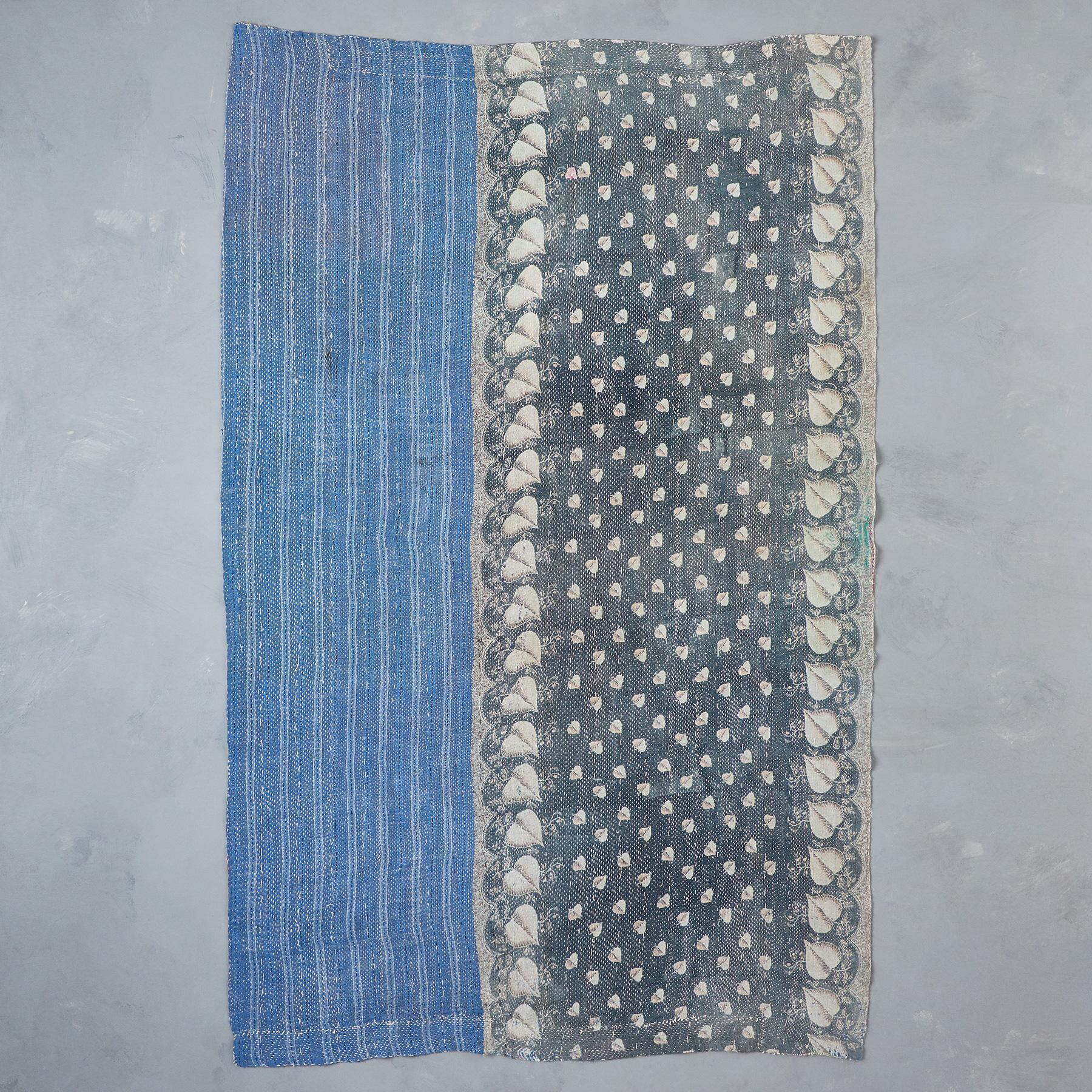 BALANGIR SARI THROW: View 2