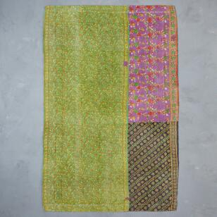 CHALLAKERE SARI THROW