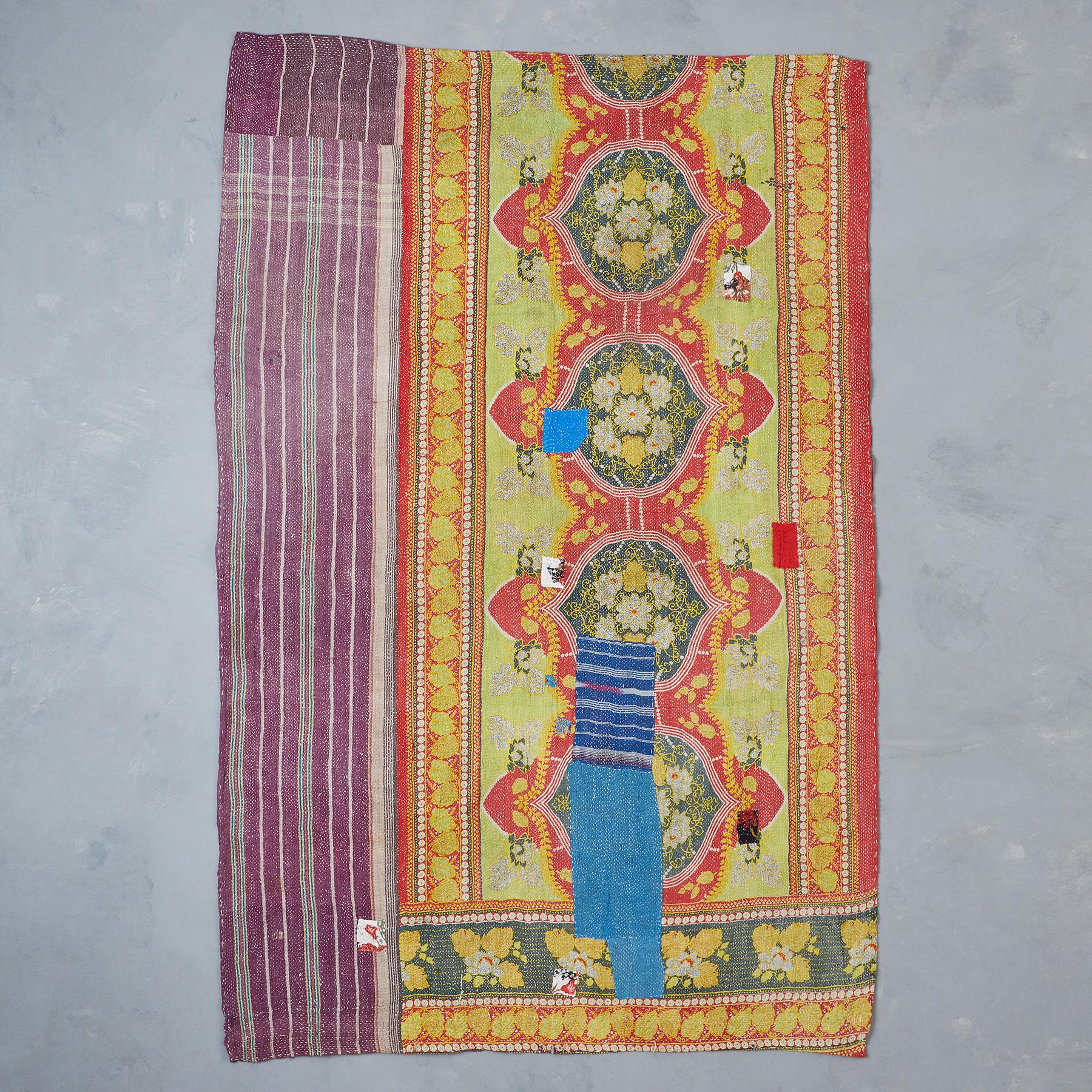CHATRA SARI THROW: View 1