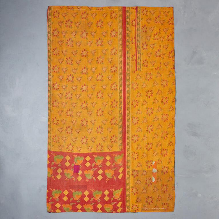 GADWAL SARI THROW