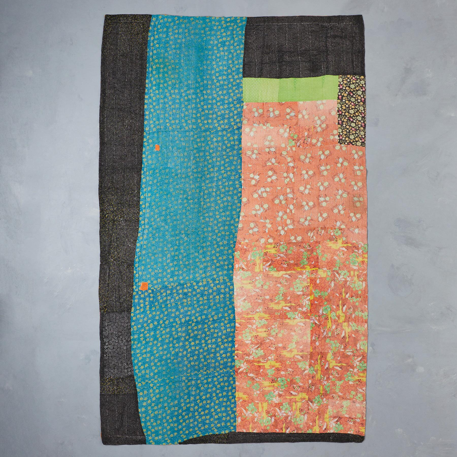 GADWAL SARI THROW: View 2