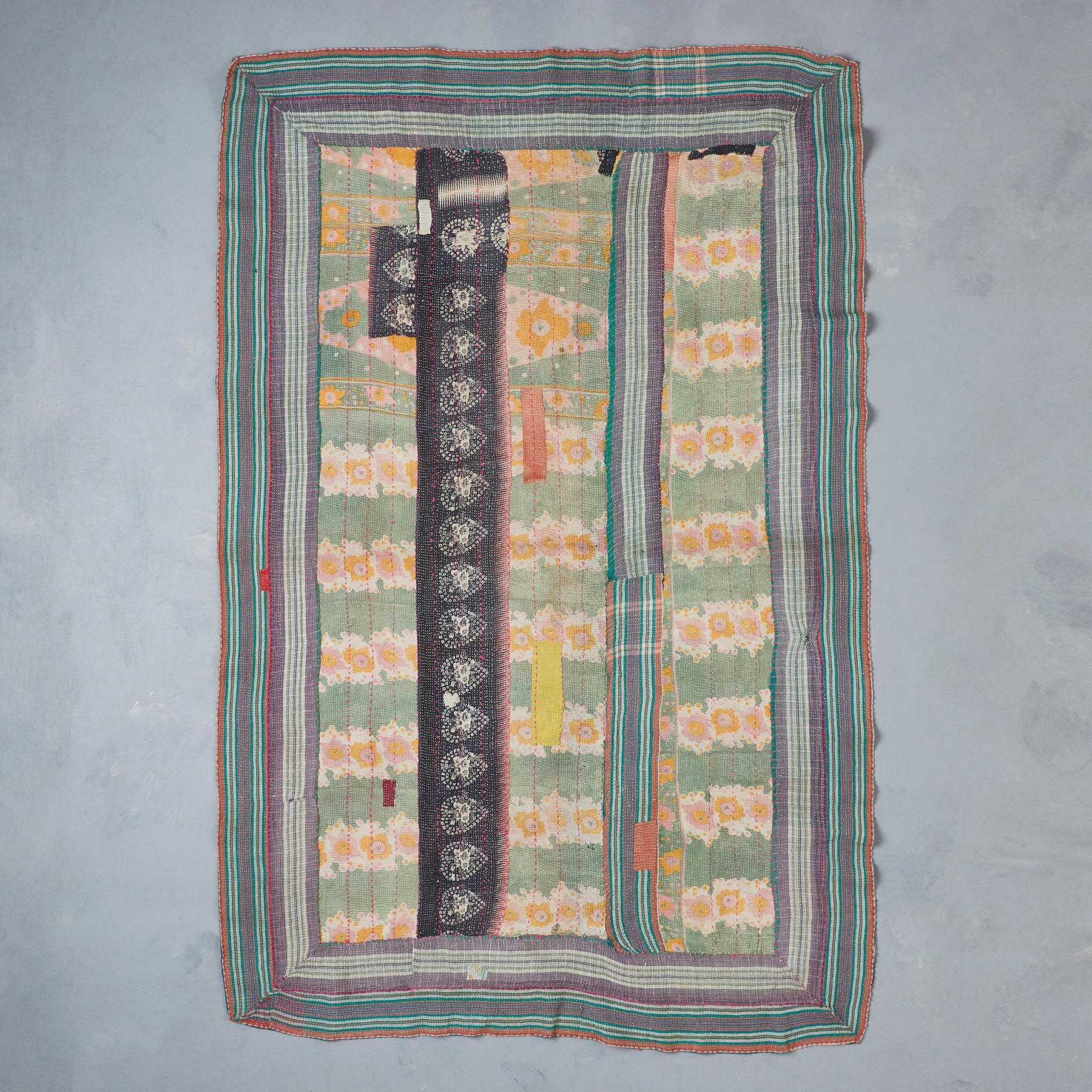 MADHYA SARI THROW: View 1