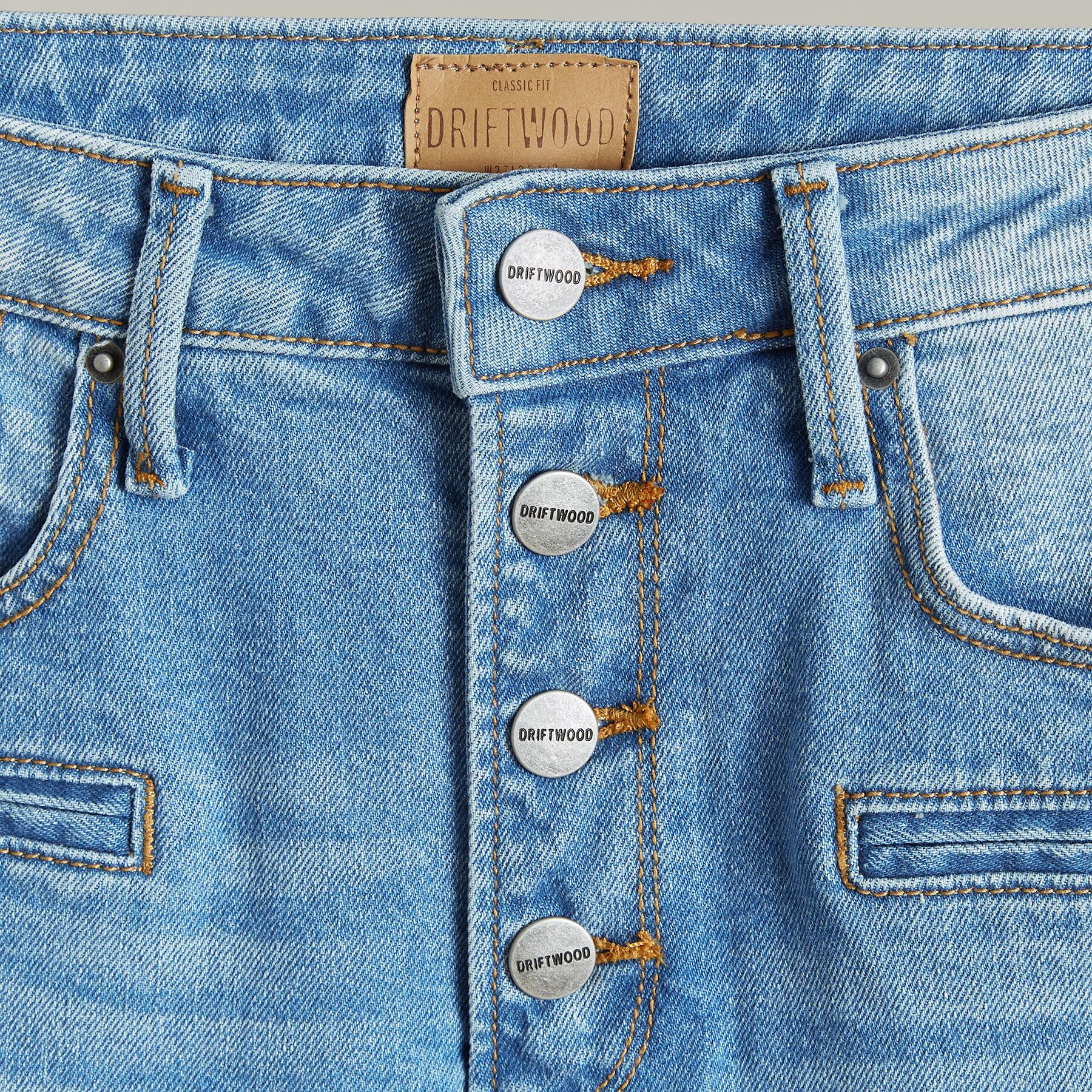 CHARLEE CROPPED FLARE JEANS: View 6