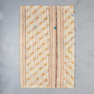 MATHURA SARI THROW