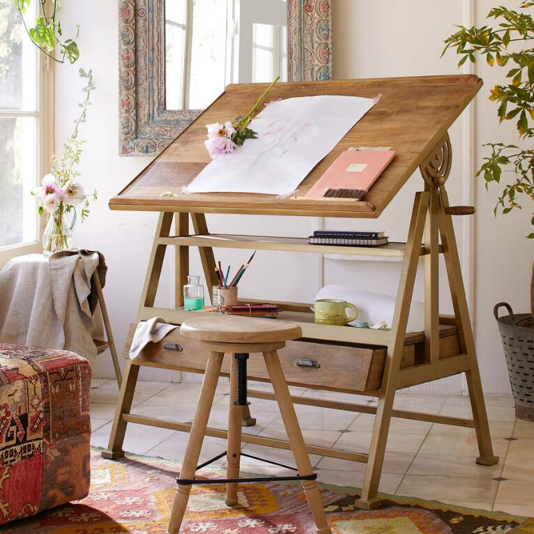 LEWIS DRAFTING TABLE