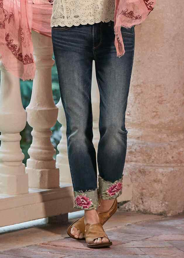 COLETTE BLOOMING JEANS