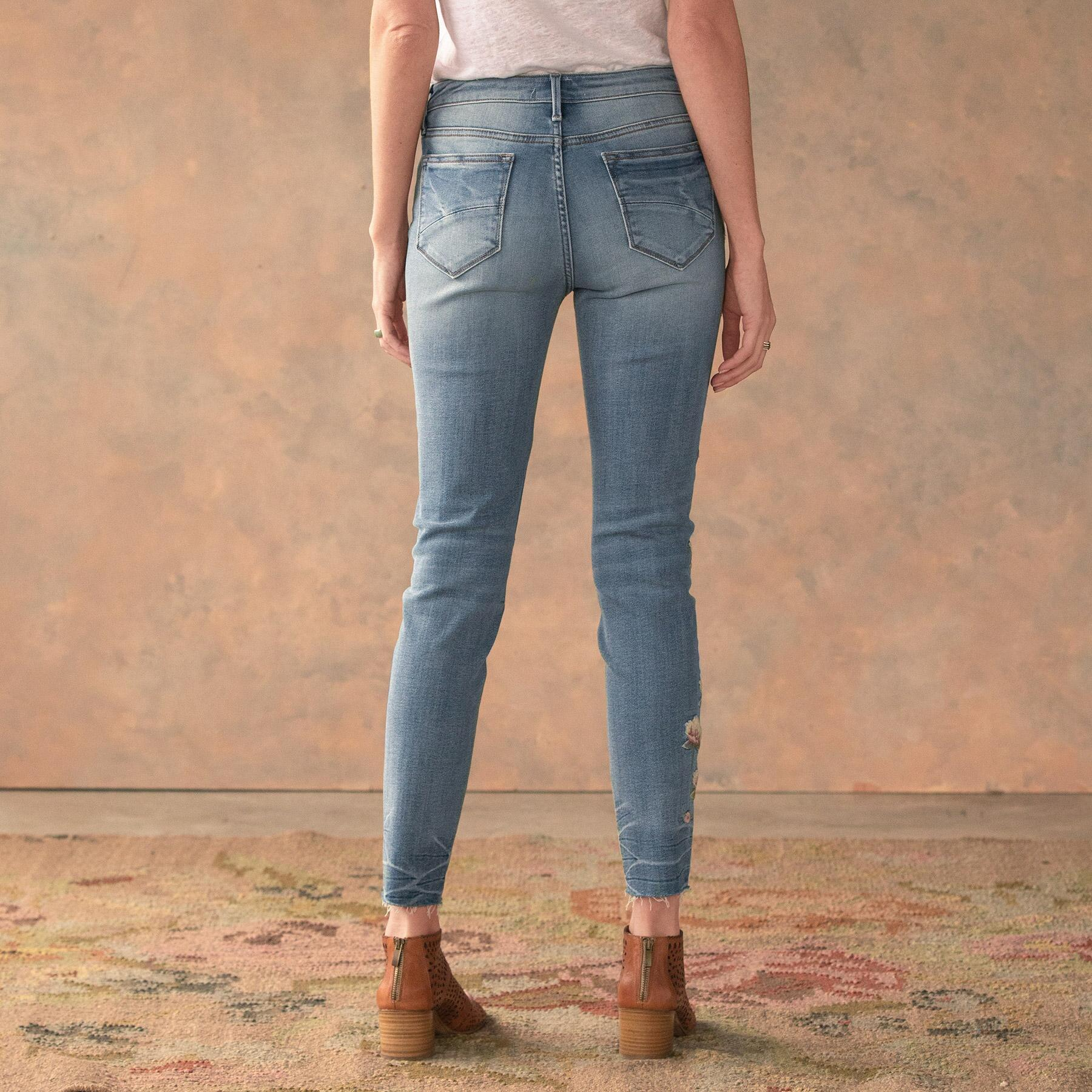 JACKIE ROSEWOOD JEANS: View 4