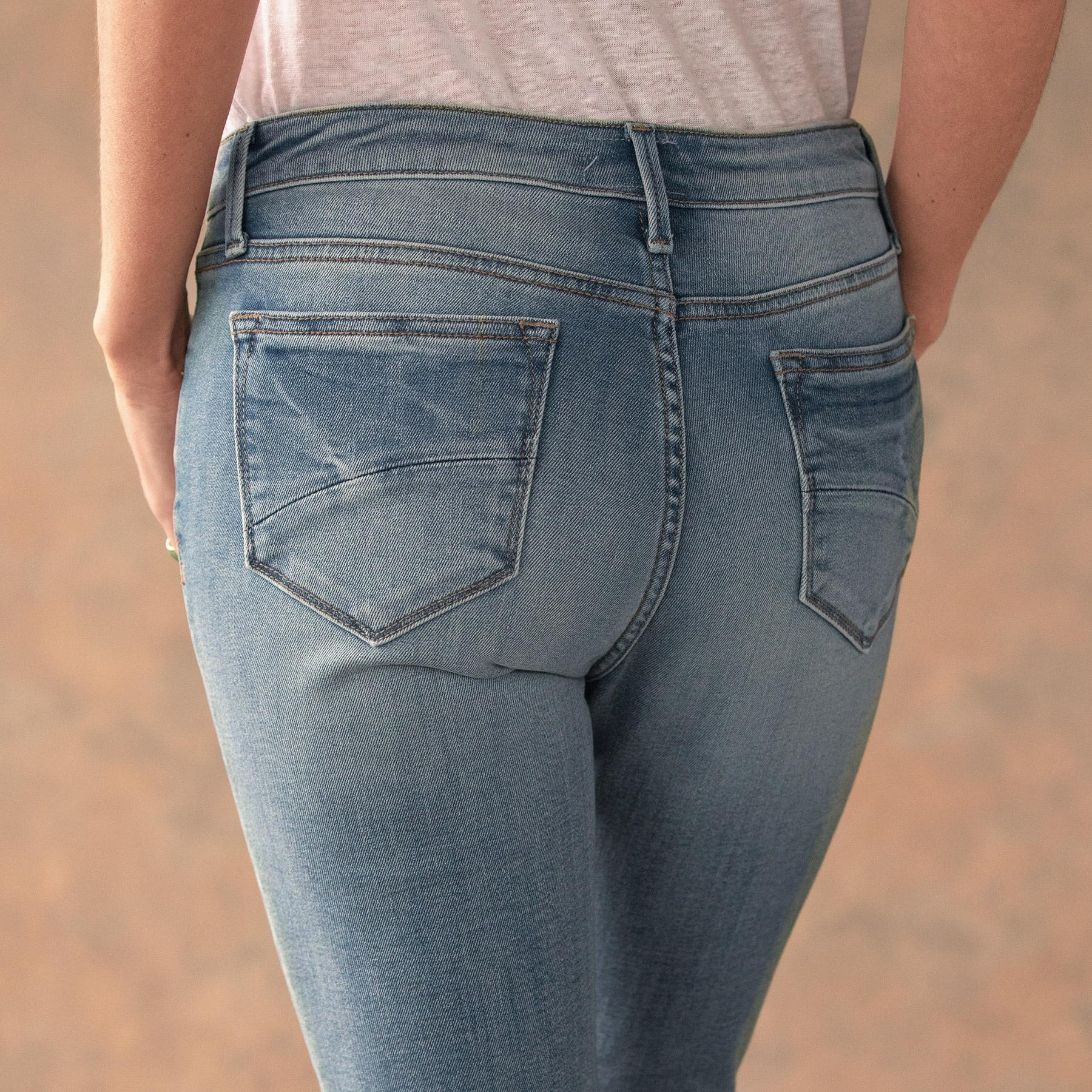 JACKIE ROSEWOOD JEANS: View 7