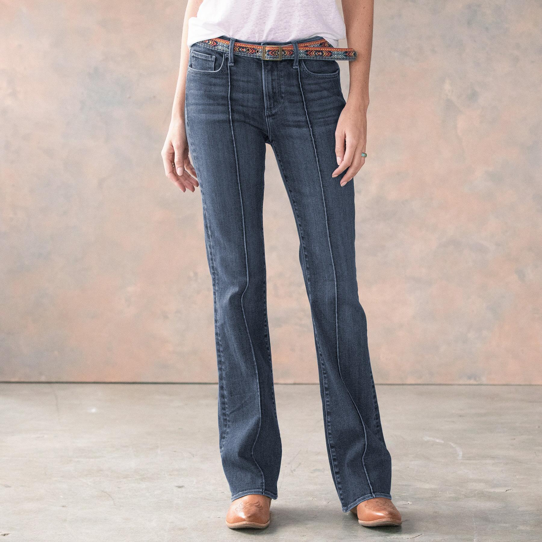 ROSIE FLARE JEANS: View 2