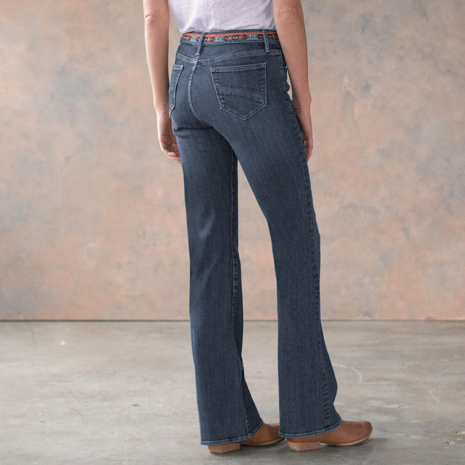 ROSIE FLARE JEANS: View 3