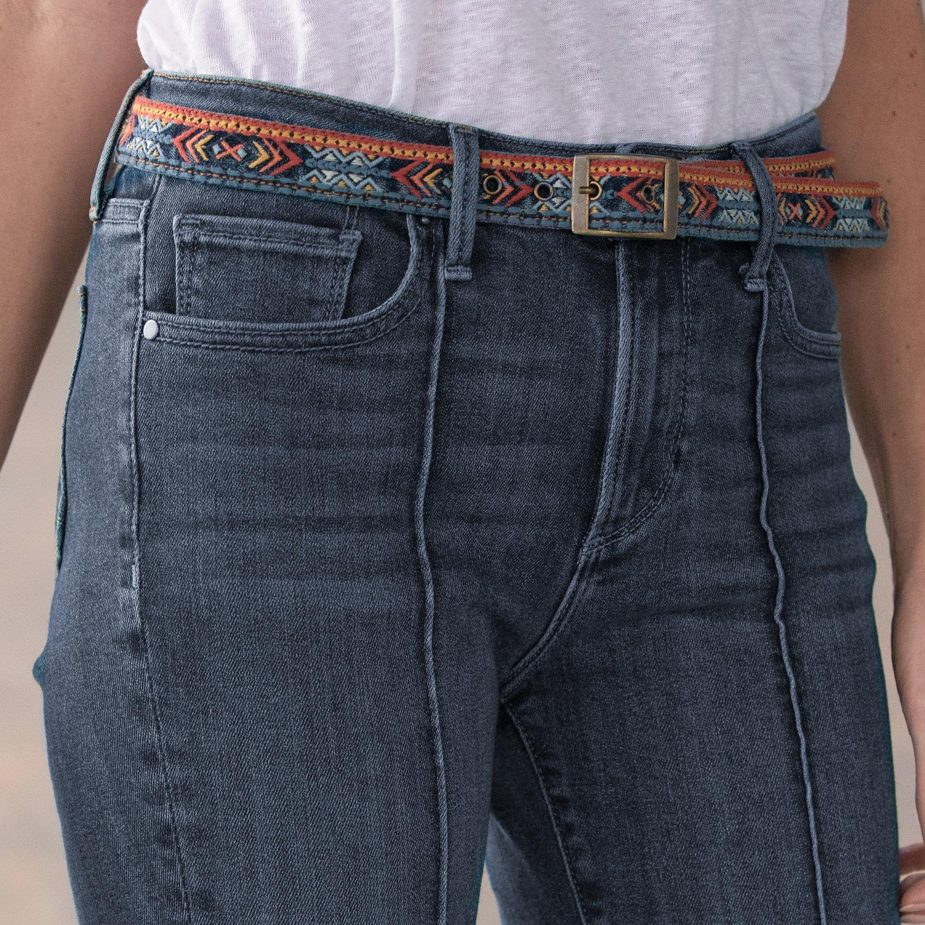 ROSIE FLARE JEANS: View 4
