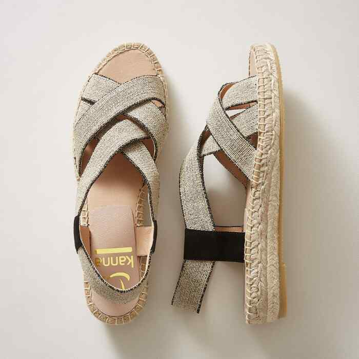 STAR-CROSSED ESPADRILLES