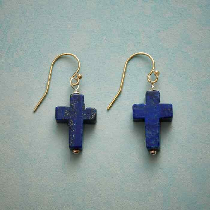 TRUE FAITH EARRINGS