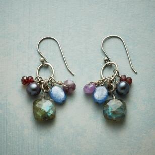 AT TWILIGHT EARRINGS