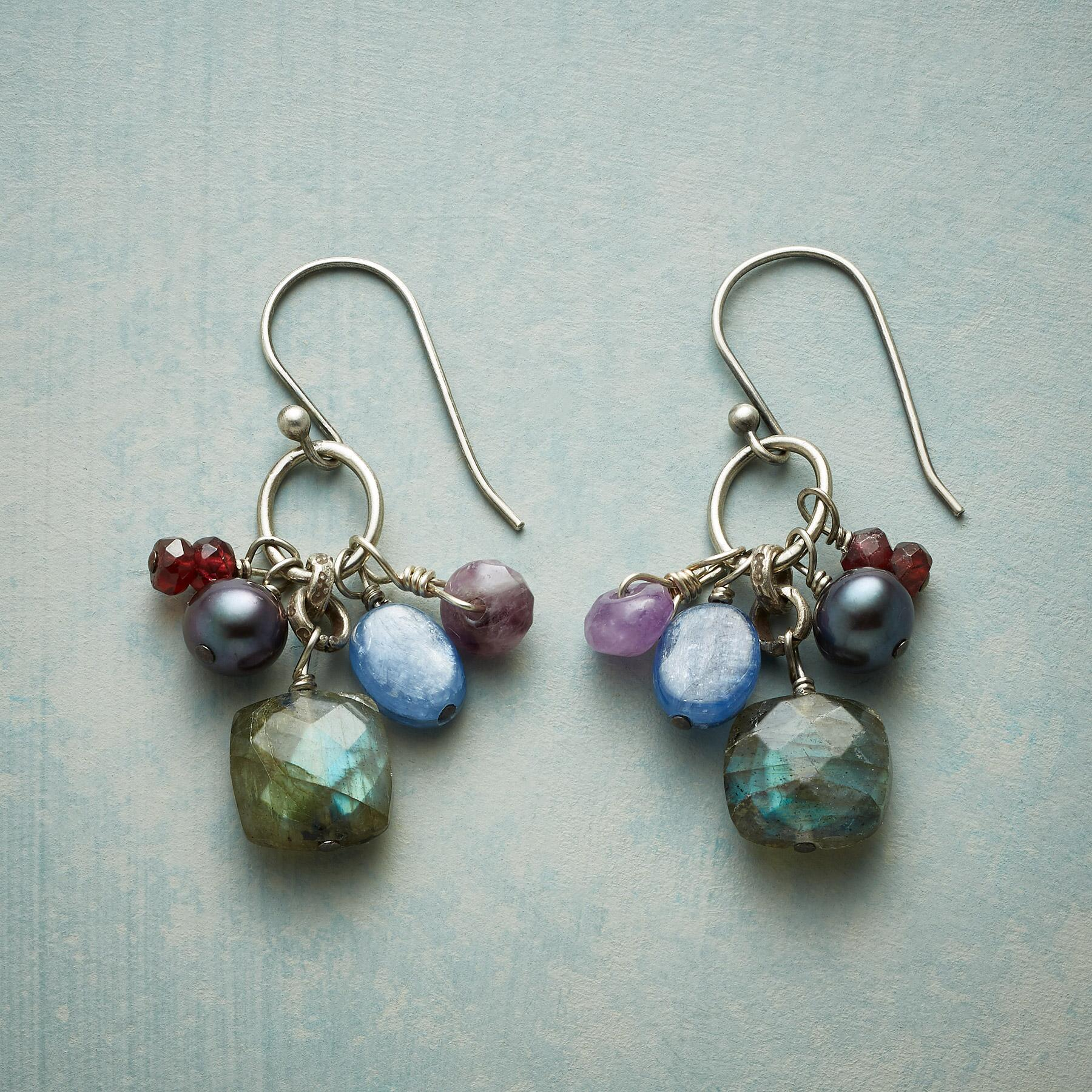 AT TWILIGHT EARRINGS: View 1