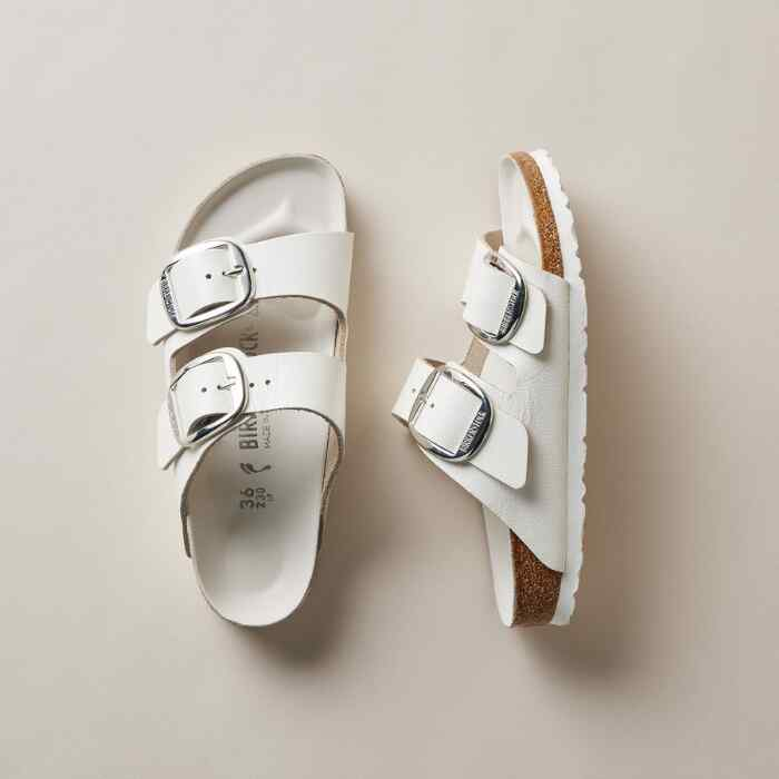 ARIZONA BIG BUCKLE SANDALS