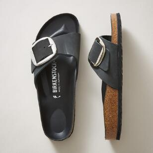 MADRID BIG BUCKLE SANDALS