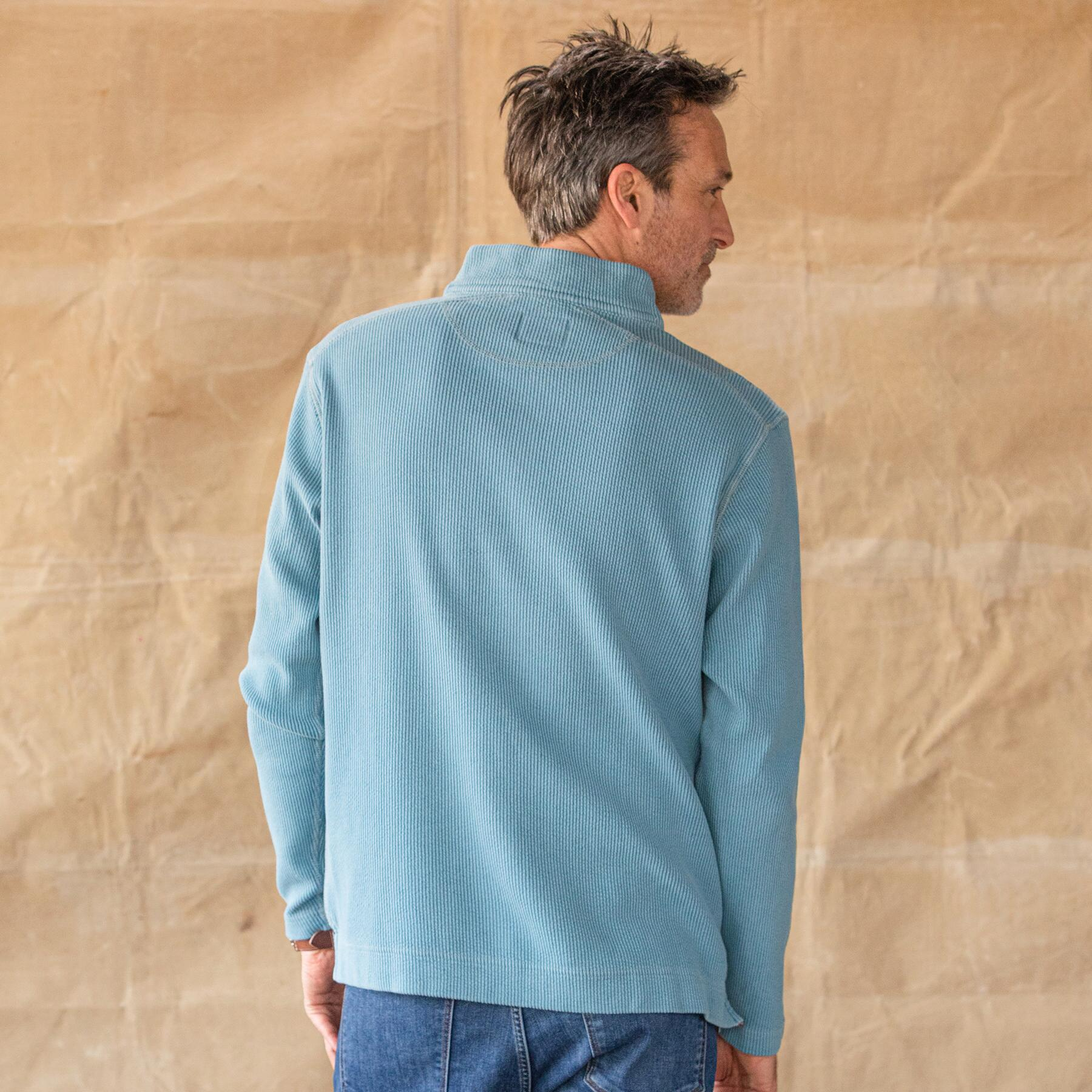 BRIDGEWATER 1/4 ZIP PULLOVER: View 2