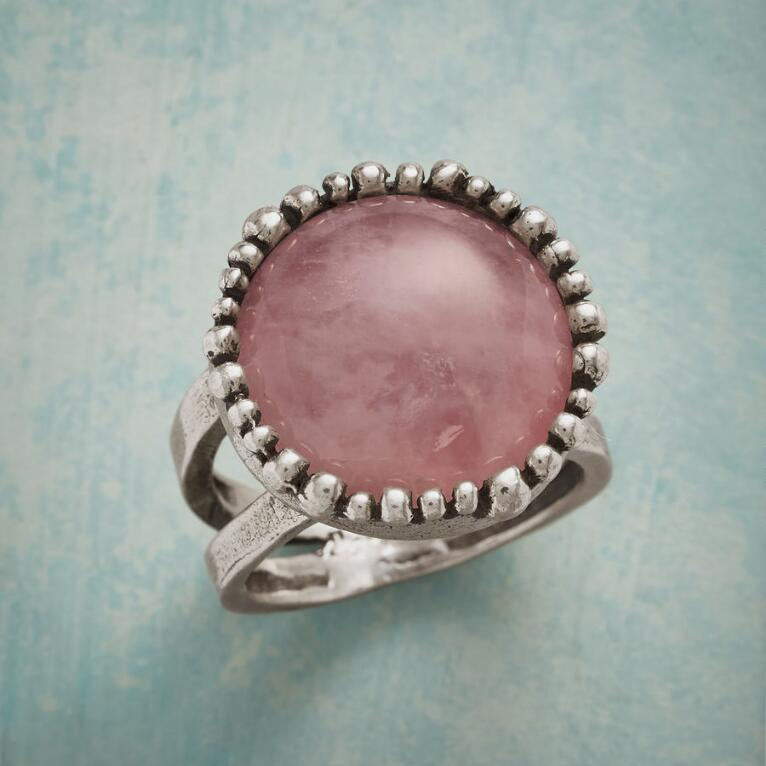 PINK CHAMPAGNE RING