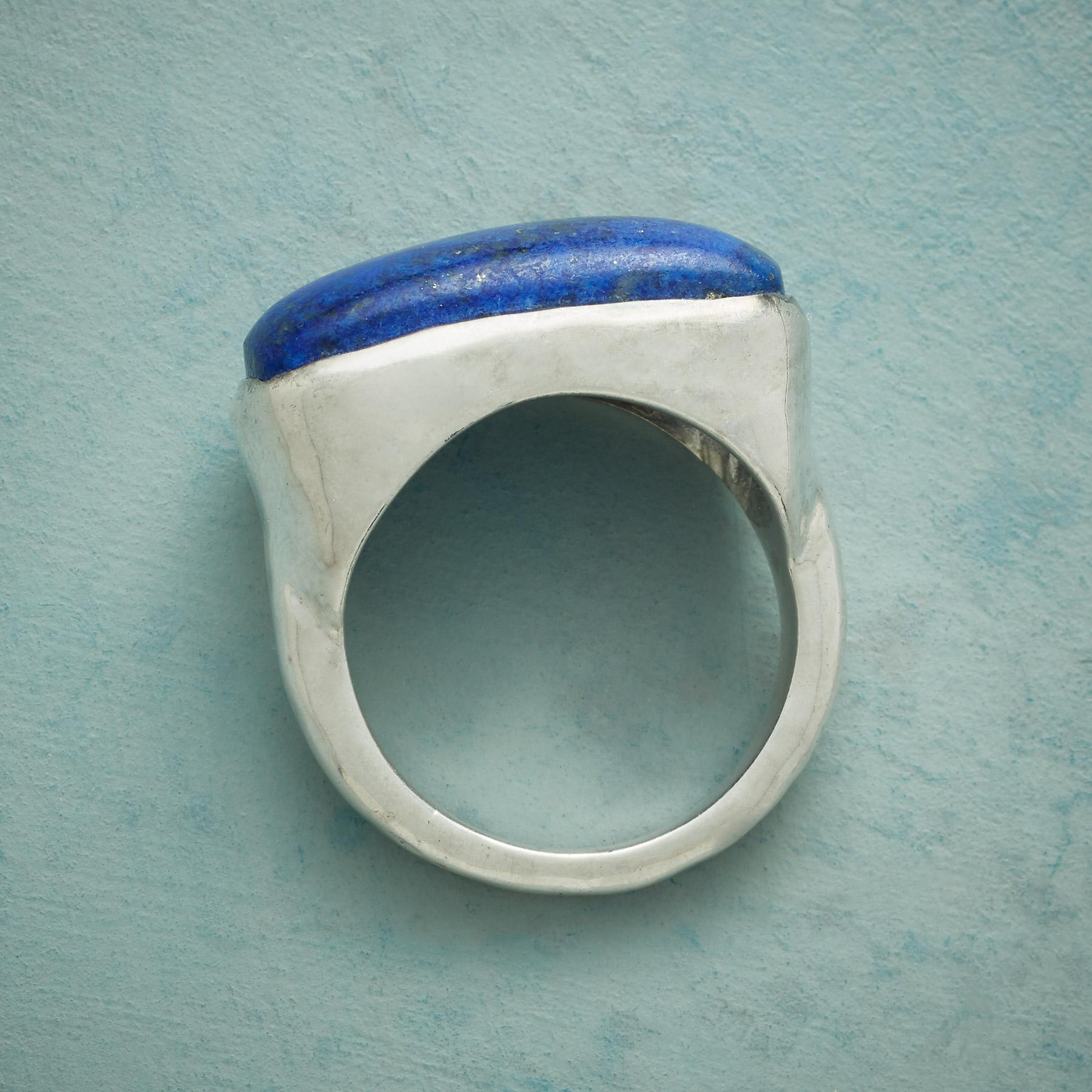 DEEP BLUE POOL RING: View 2