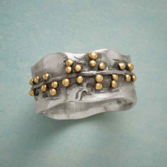 SEEDS OF LOVE RING