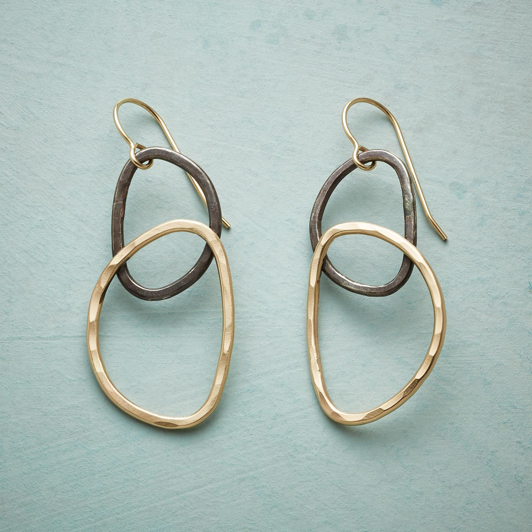 OPPOSITES ATTRACT EARRINGS: View 1