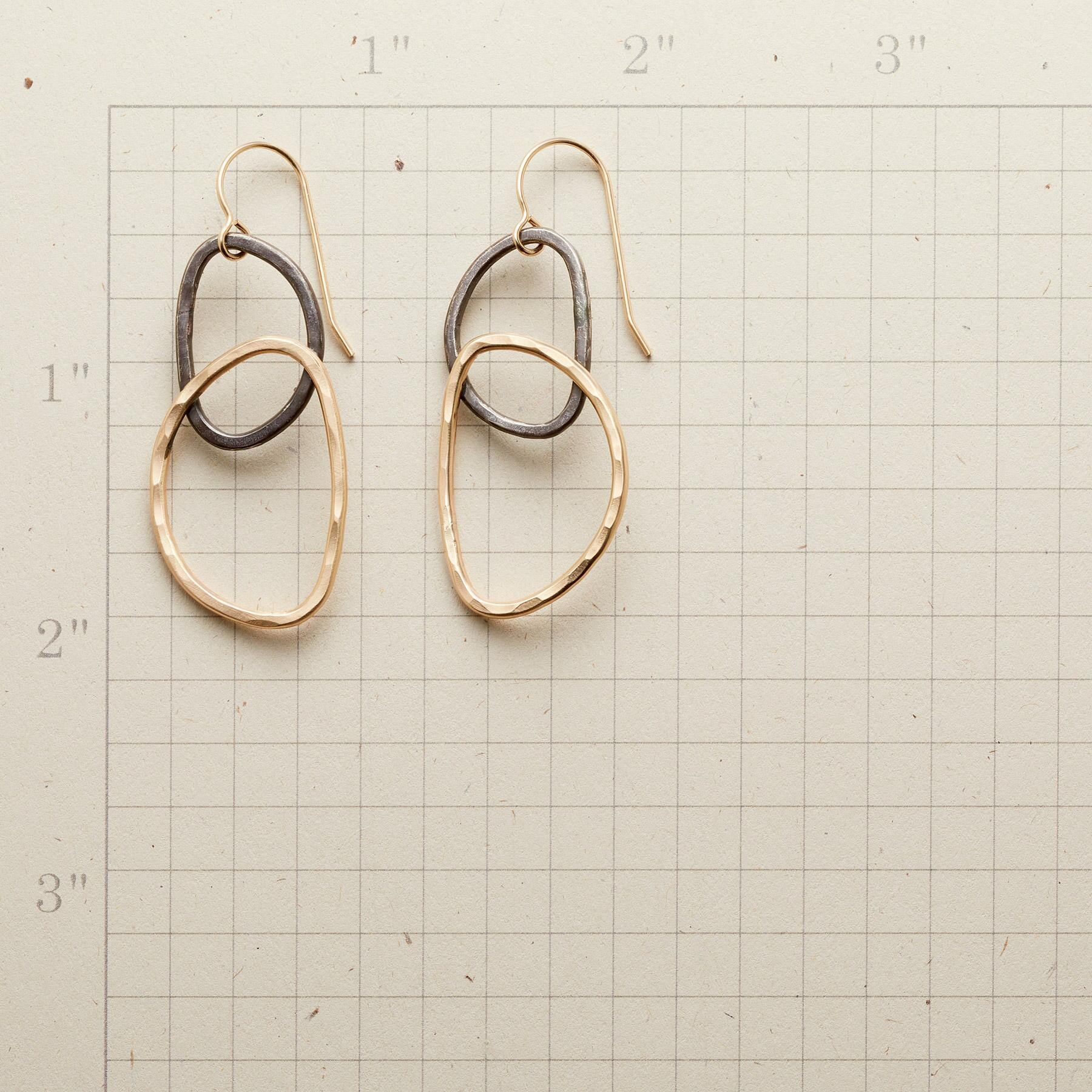 OPPOSITES ATTRACT EARRINGS: View 2
