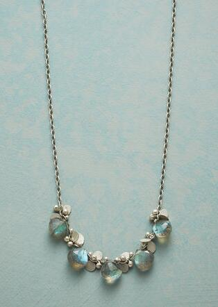 CLEARING SKIES NECKLACE