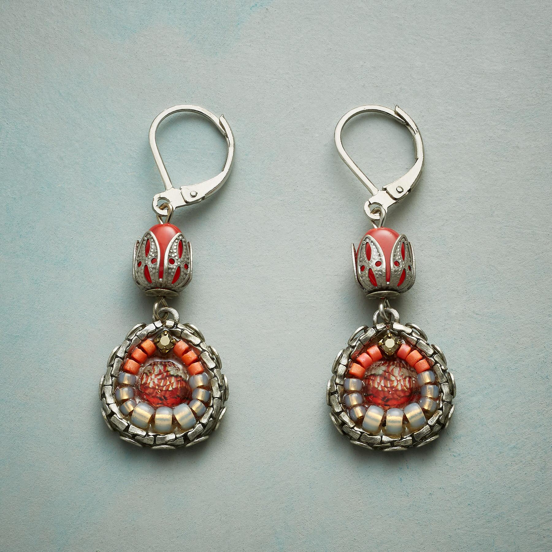 CARIBBEAN ISLE EARRINGS: View 1