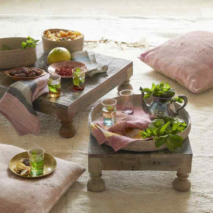RITUALS TEA TABLE