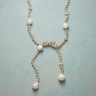 LUMINOSITY LARIAT NECKLACE