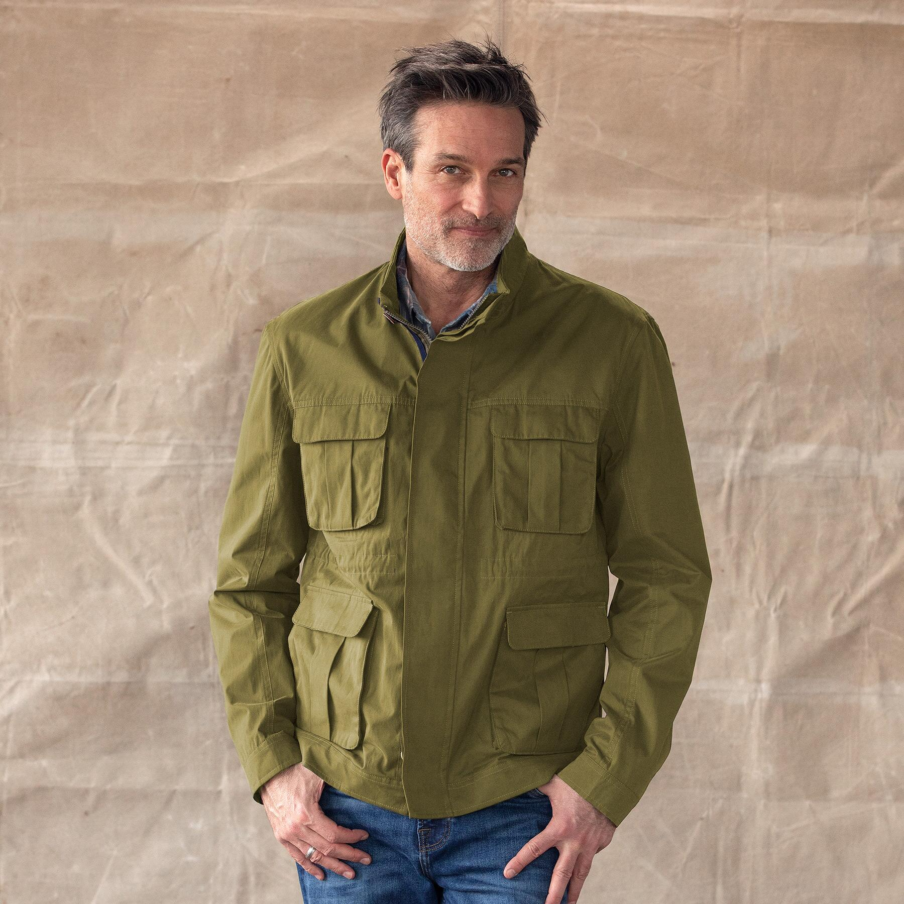 HARRY FIELD JACKET: View 1