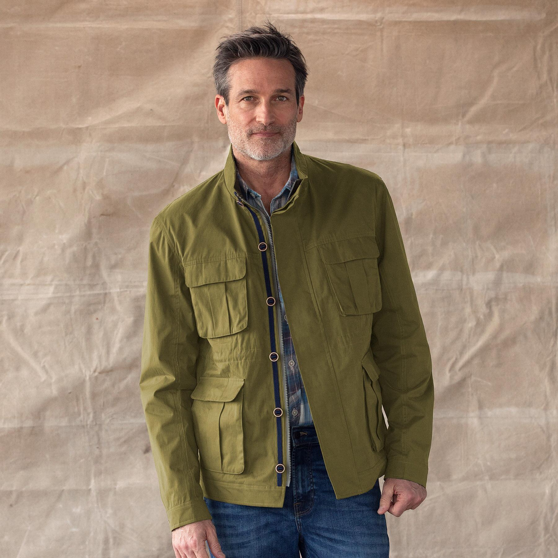 HARRY FIELD JACKET: View 2