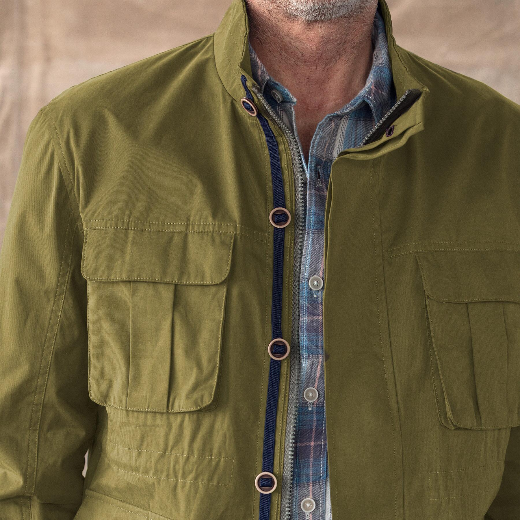 HARRY FIELD JACKET: View 4