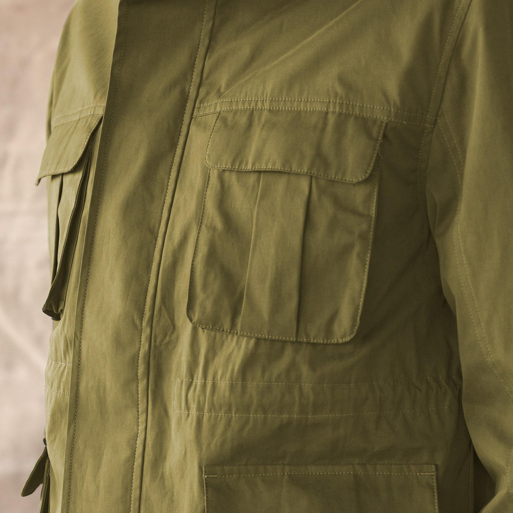 HARRY FIELD JACKET: View 5