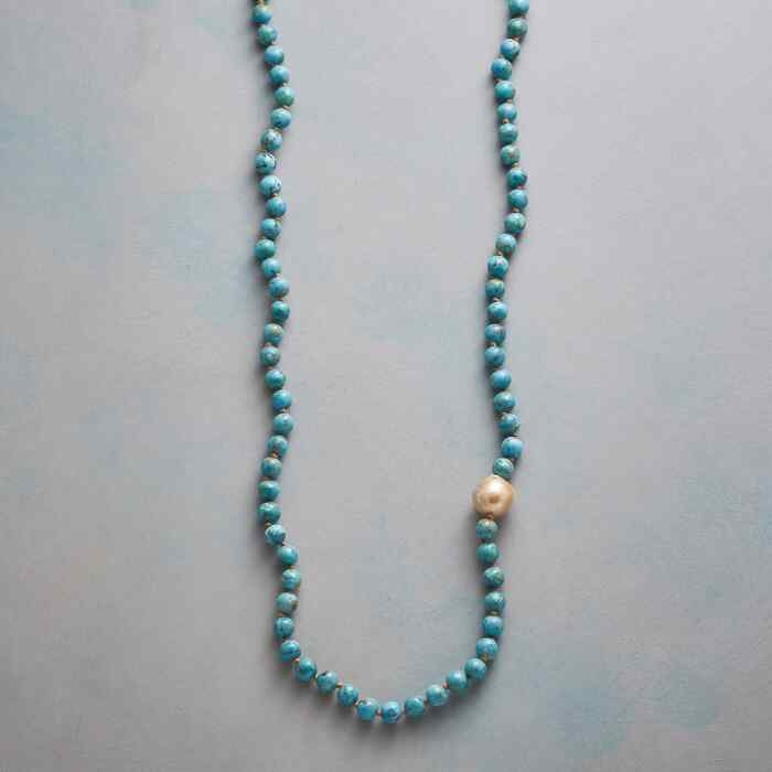 HORIZON LINE NECKLACE