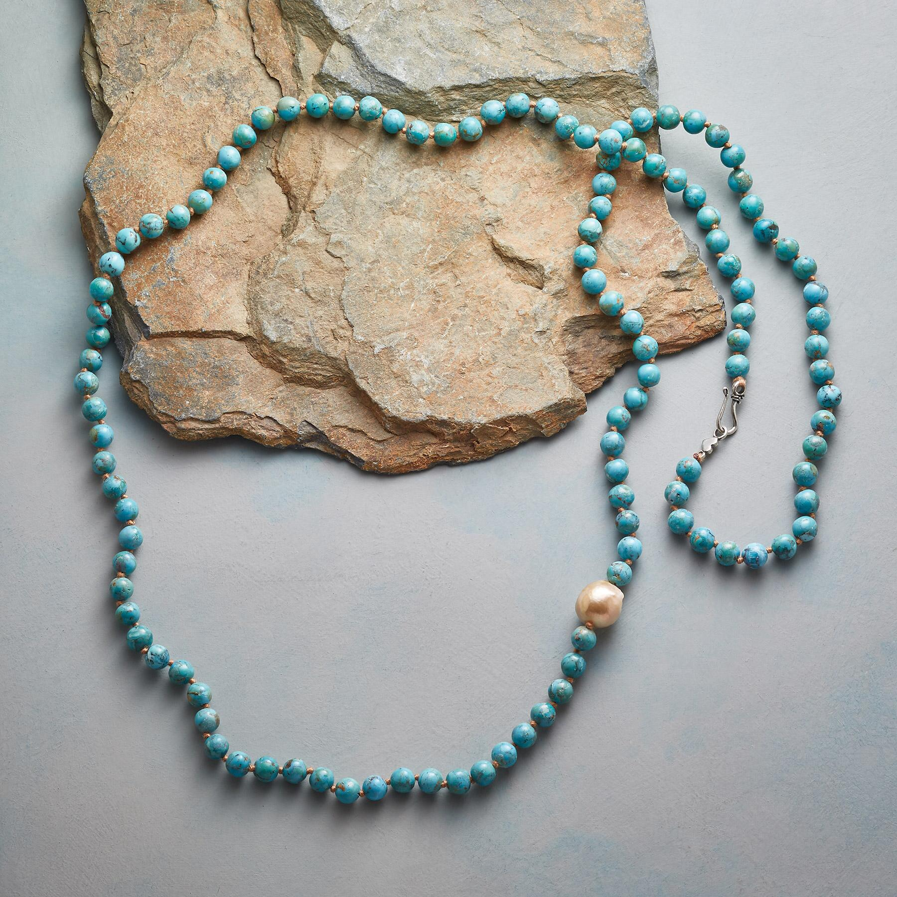 HORIZON LINE NECKLACE: View 2