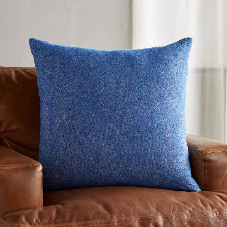 BLUE SAVVY PILLOW