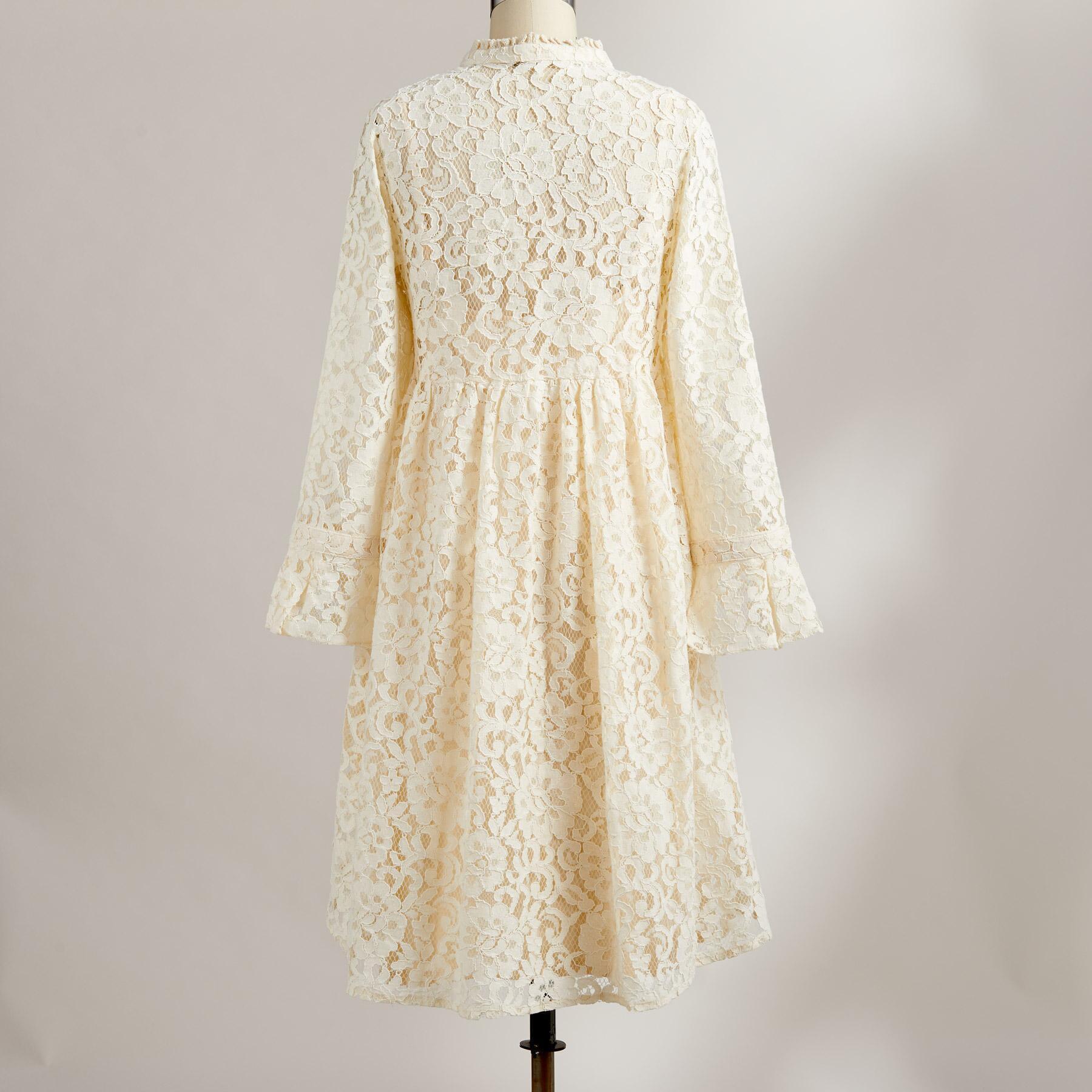 VICTORIA DRESS: View 3