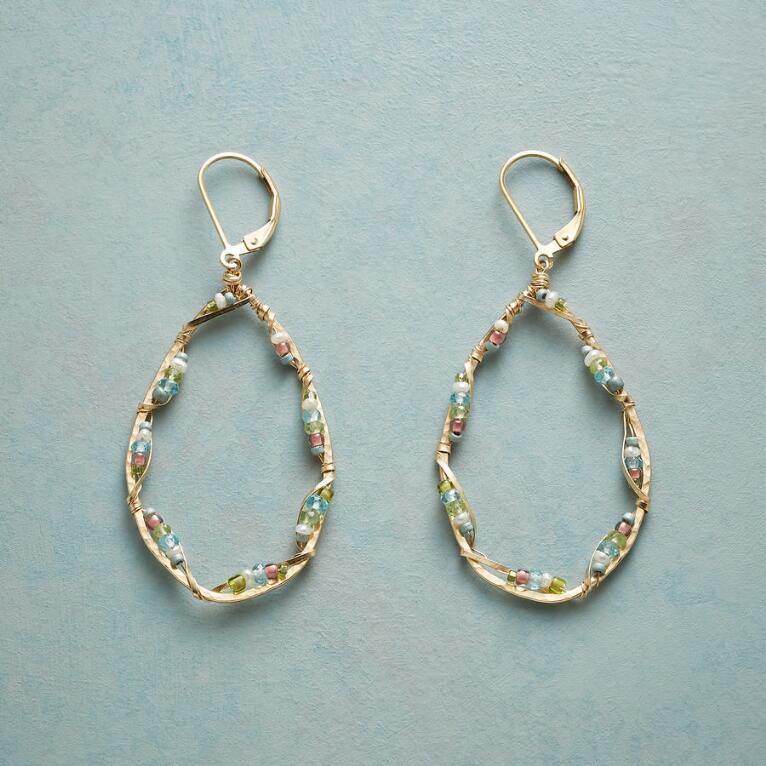 DAY IN MAY HOOP EARRINGS