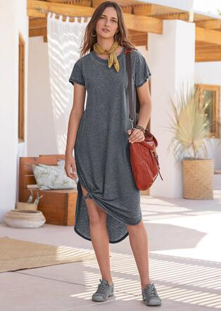 CARLIE CASUAL DRESS
