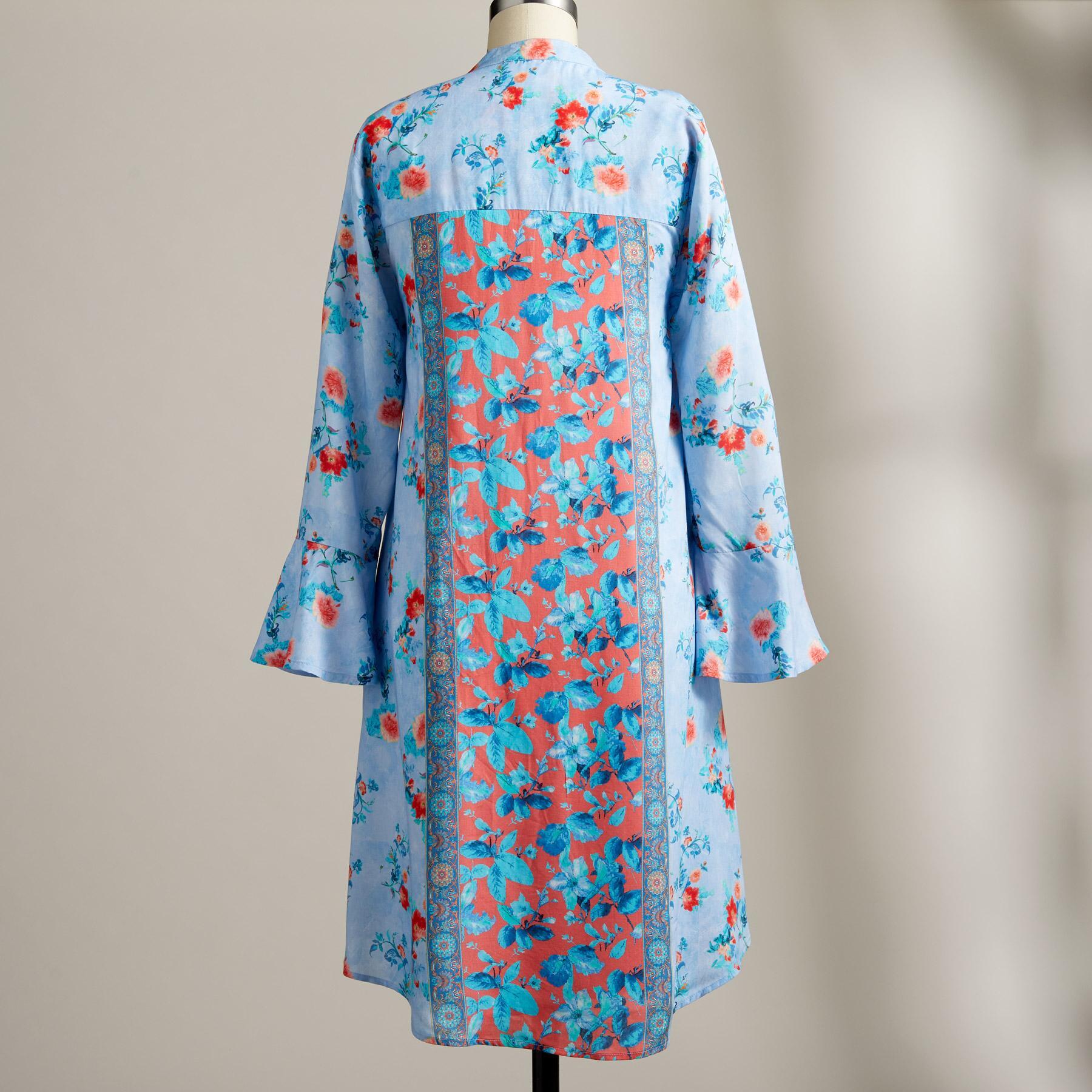 EMILIA FLORAL DRESS: View 3