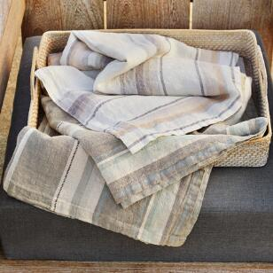 LAURIA ORGANIC THROW